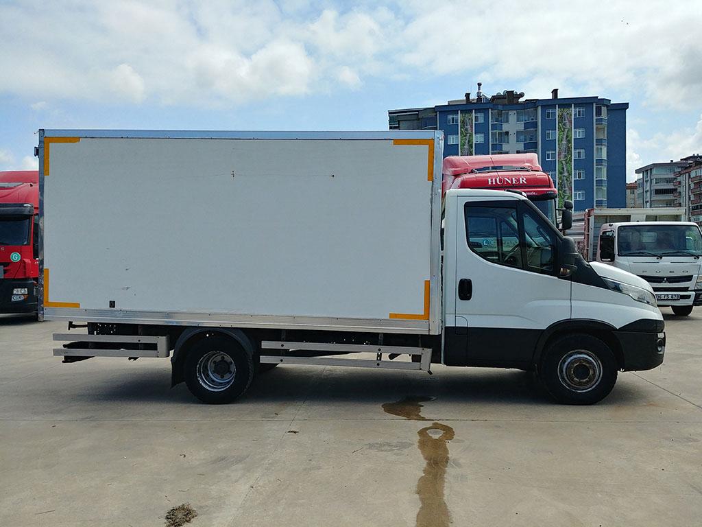 2015 MODEL IVECO 70 C 15 3750N - CLOSED CASE  - Erçal Trucks