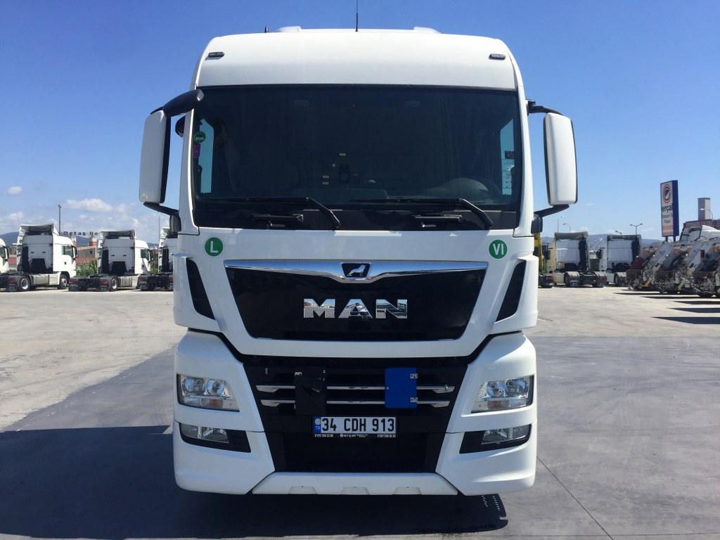 2019 MAN TGX 18.46-AC-DEP- DOUBLE WAREHOUSE -MİDLLİ-  - Erçal Trucks