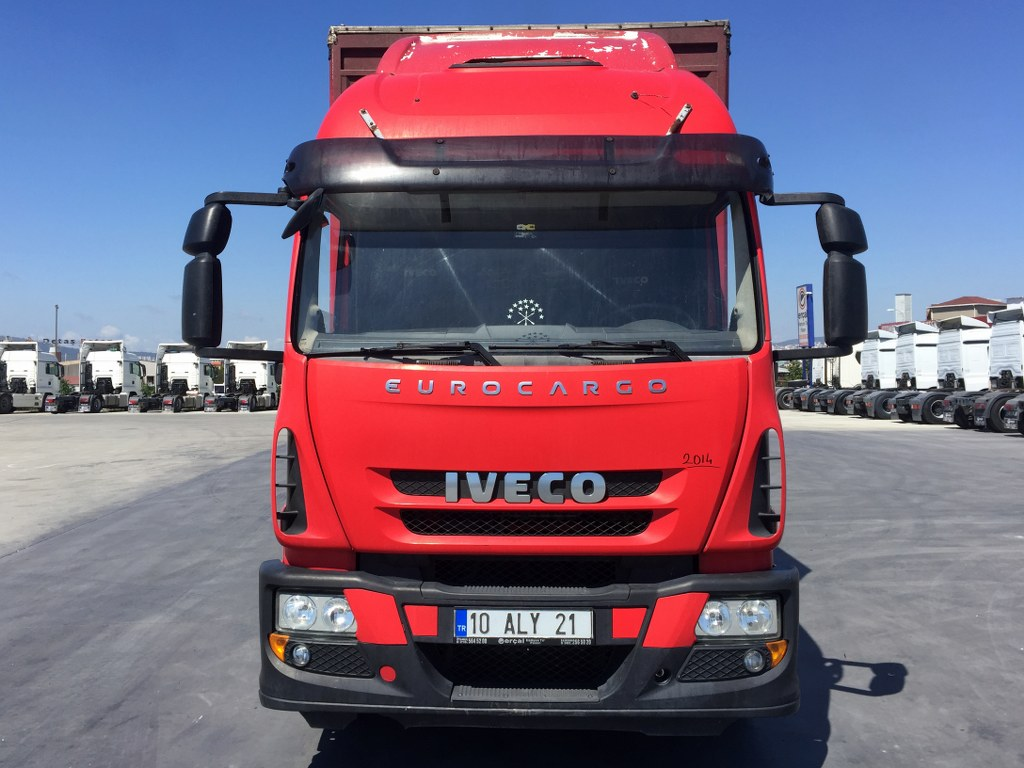 2014 IVECO EURO CARGO 160E30 AC ROMORK  - Erçal Trucks