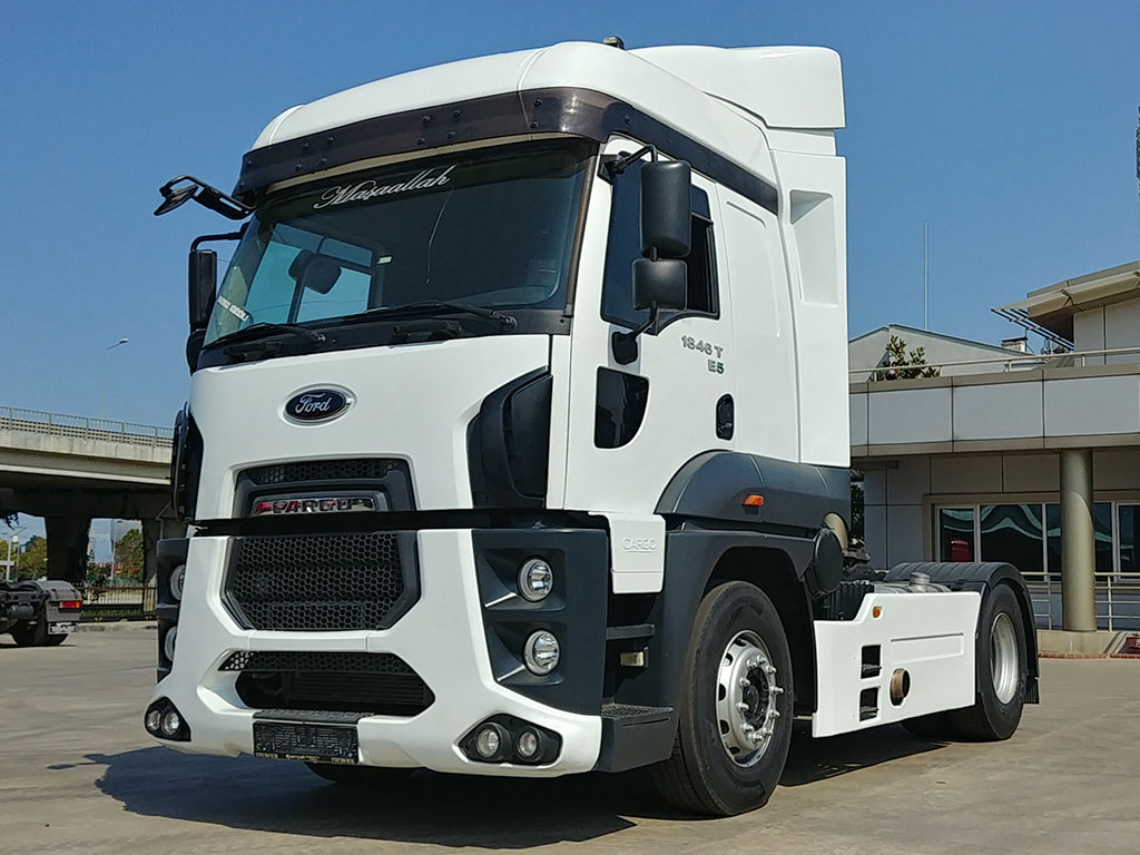 2013 FORD CARGO 1846 - RETARDER - AIR CONDITIONING - AUTOMATIC GEAR