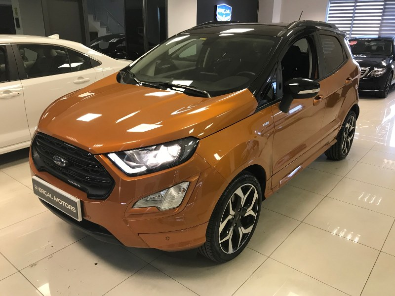 FORD ECOSPORT 2018 ECOBOOST