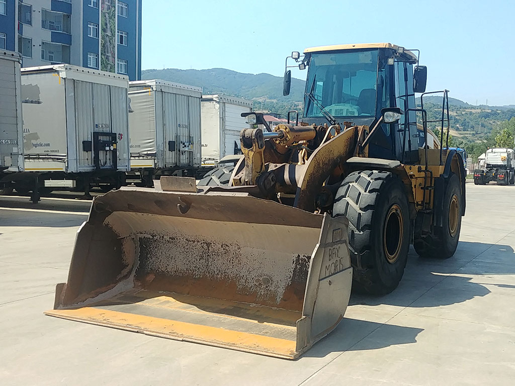 2012 MODEL CATERPILLAR 962H LODER LOADER - AIR CONDITIONED