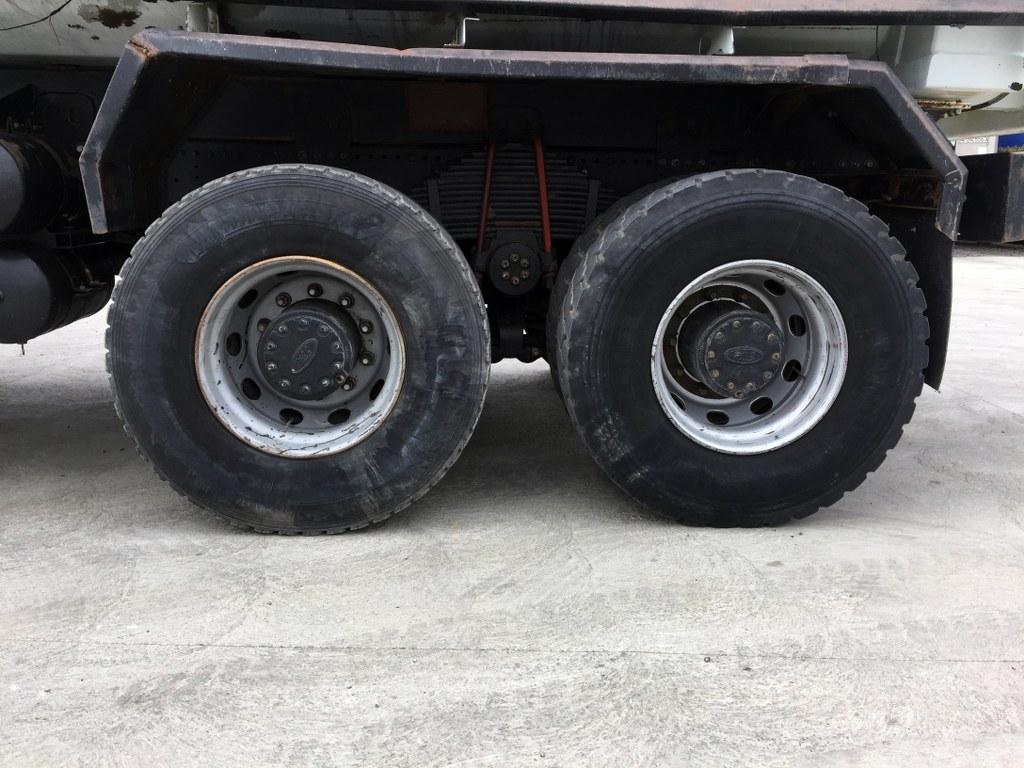 2018 FORD 4142 D  AC 8X4  HARDOX TIPPER 4  UNITS  - Erçal Trucks