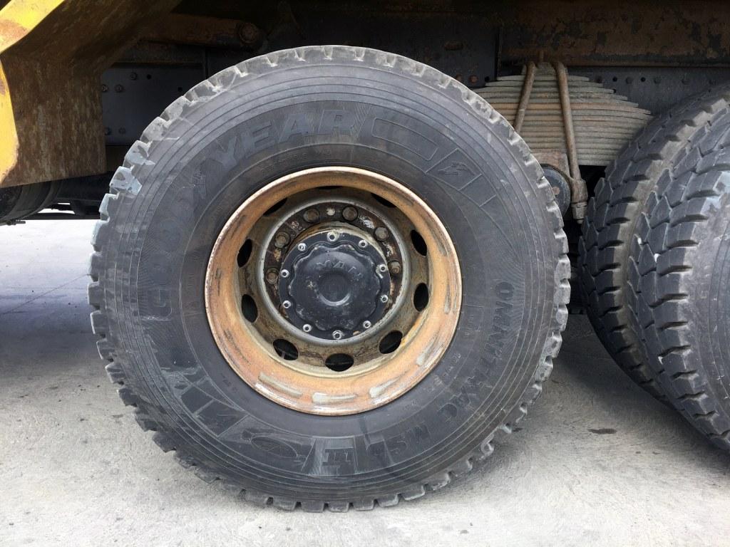 2017 MAN  TGS 41.420 AC 8X4 EURO6 HARDOX TIPPER 7 UNITS  - Erçal Trucks
