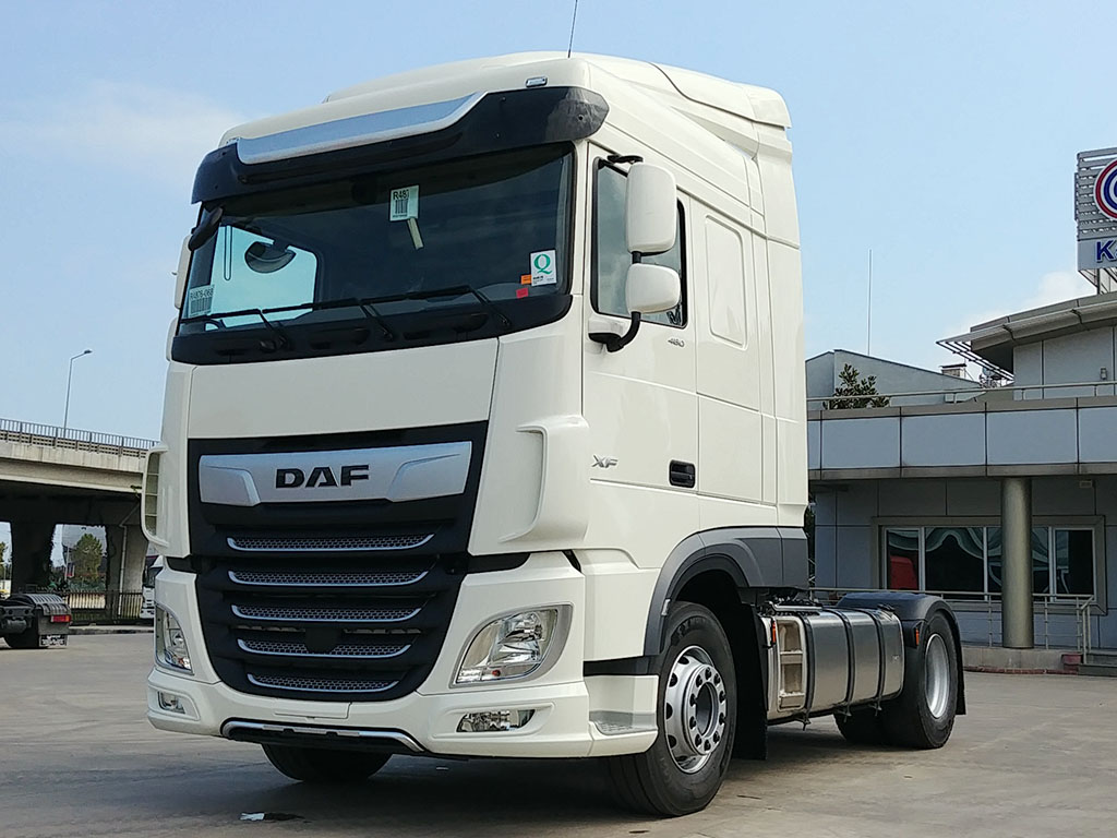 2020 MODEL DAF XF 480 - DEP - AIR CONDITIONING - REFRIGERATOR - ADR