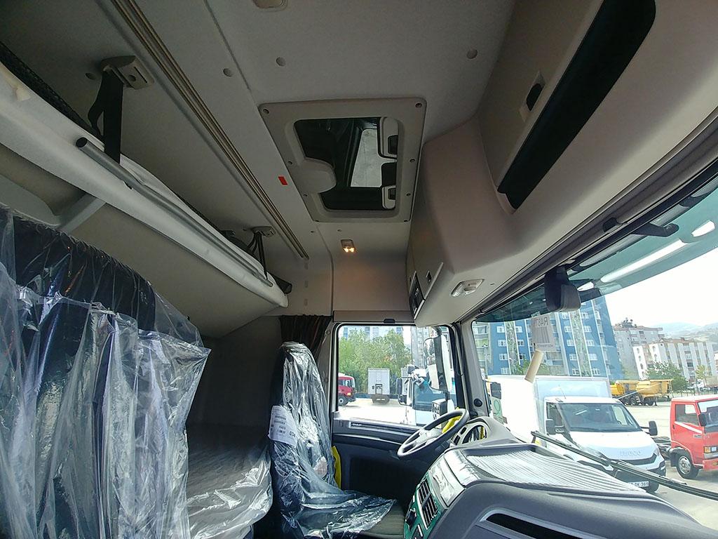 2020 MODEL DAF XF 480 - DEP - AIR CONDITIONING - REFRIGERATOR - ADR  - Erçal Trucks