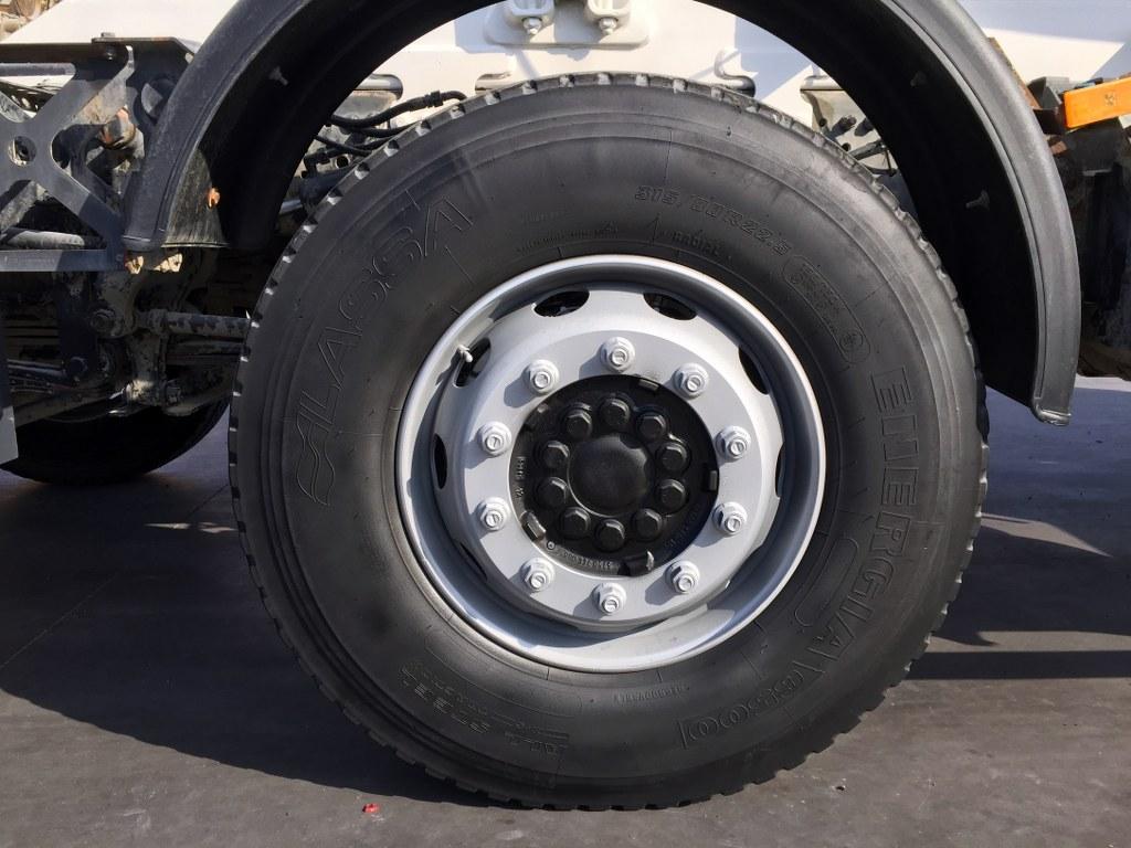 2018 MERCEDES AROCS 4142 /AC-E6-8X4-CONCTERE MIXER 12m3  - Erçal Trucks