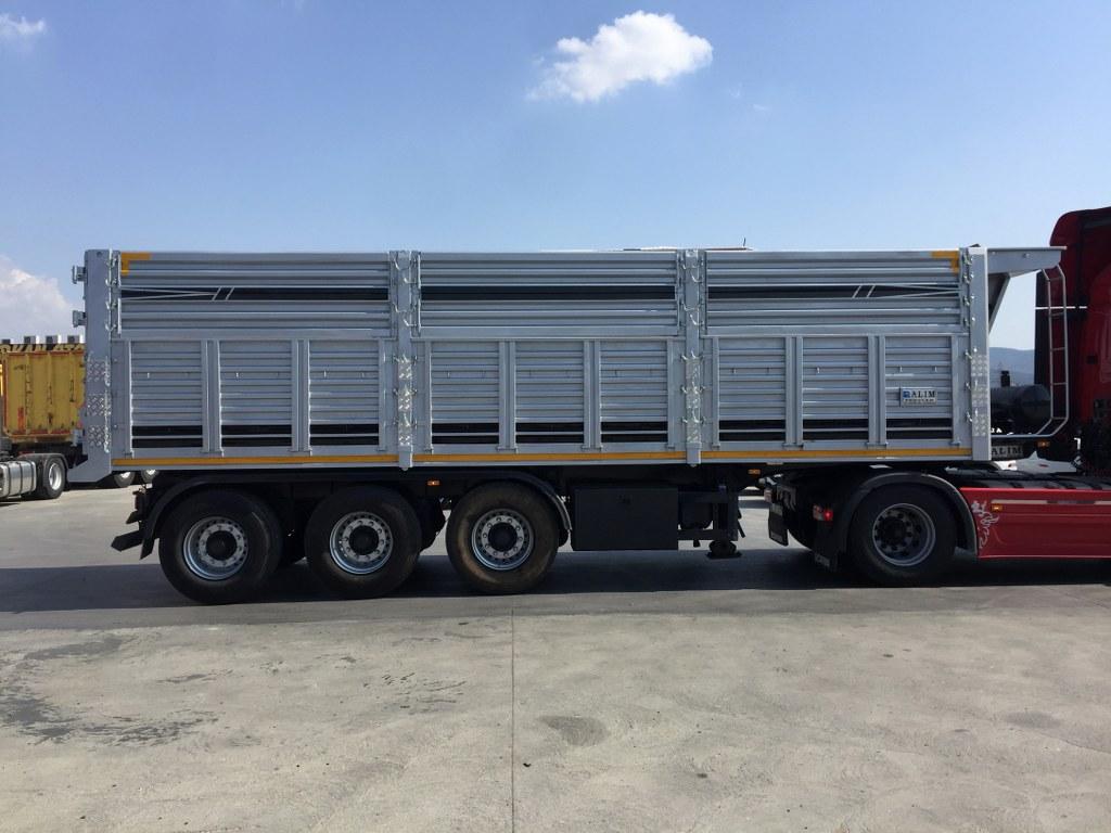 2018 ALİM/PİLOT - TIPPER  - Erçal Trucks