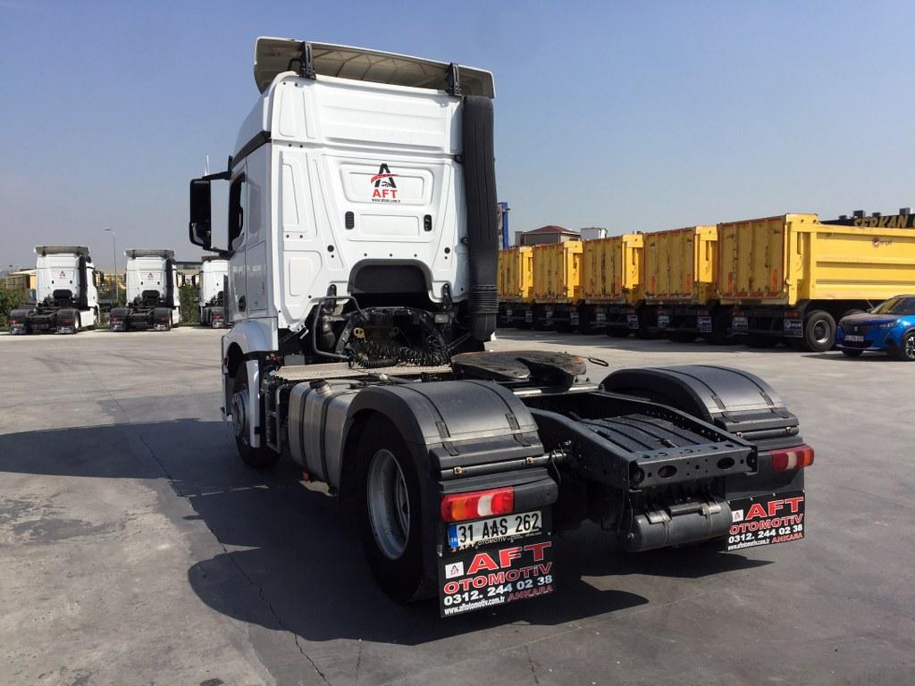 2017 MERCEDES ACTROS 1842 STANDART   - Erçal Trucks