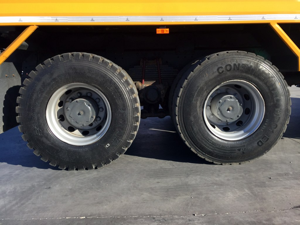 2011 ASTRA 84.44  AC 8X4 EURO5 HARDOX TIPPER  - Erçal Trucks