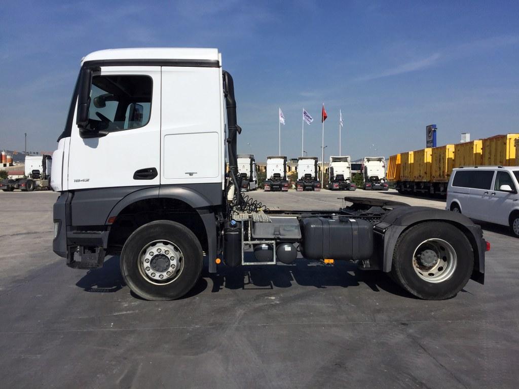 2017 MERCEDES AROCS 1842 AUTO AC  - Erçal Trucks