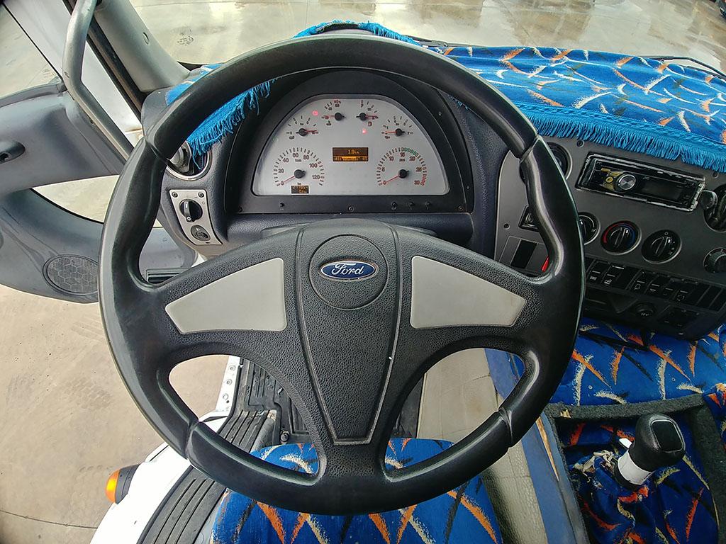 2011 MODEL FORD CARGO 2532 - HARDOX - AIR CONDITIONING  - Erçal Trucks