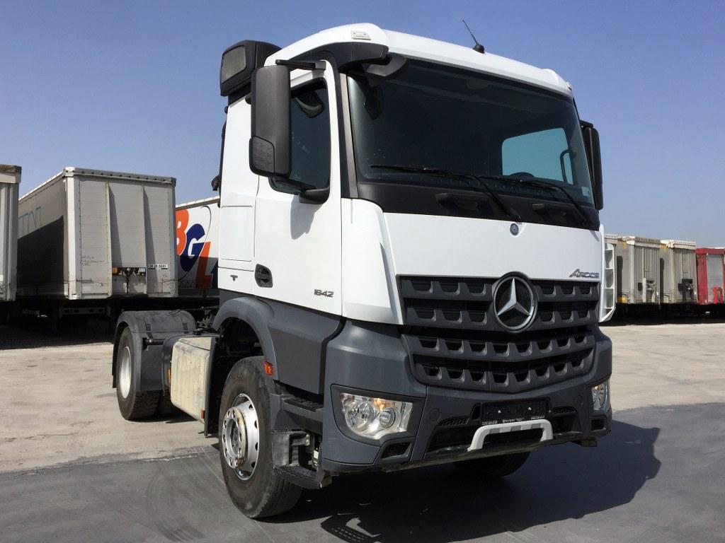 2016 MERCEDES AROCS 1842 AUTO AC  - Erçal Trucks
