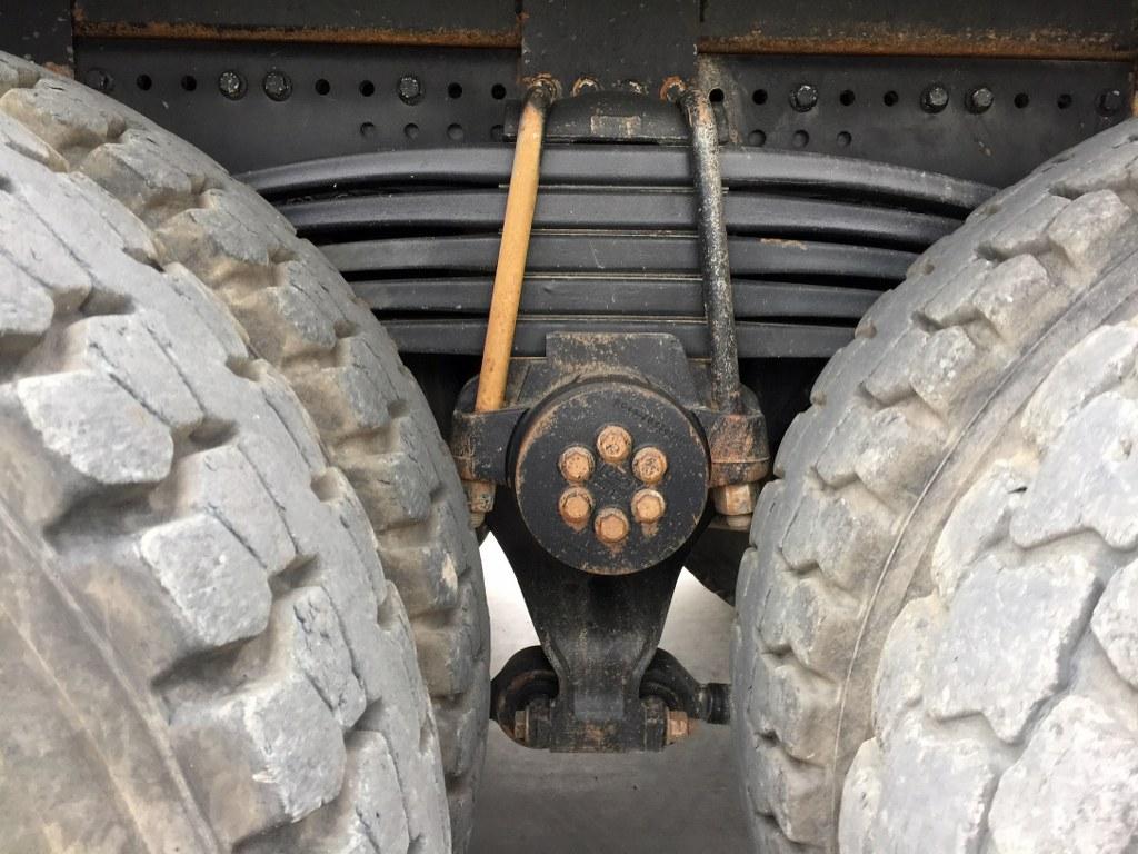 2017 FORD XD 4142 MANUEL AC HARDOX TIPPER   - Erçal Trucks