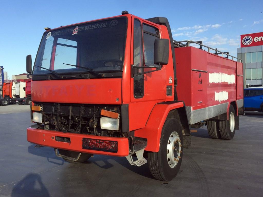1988 MODEL FORD CARGO 2014 FIRE TRUCK