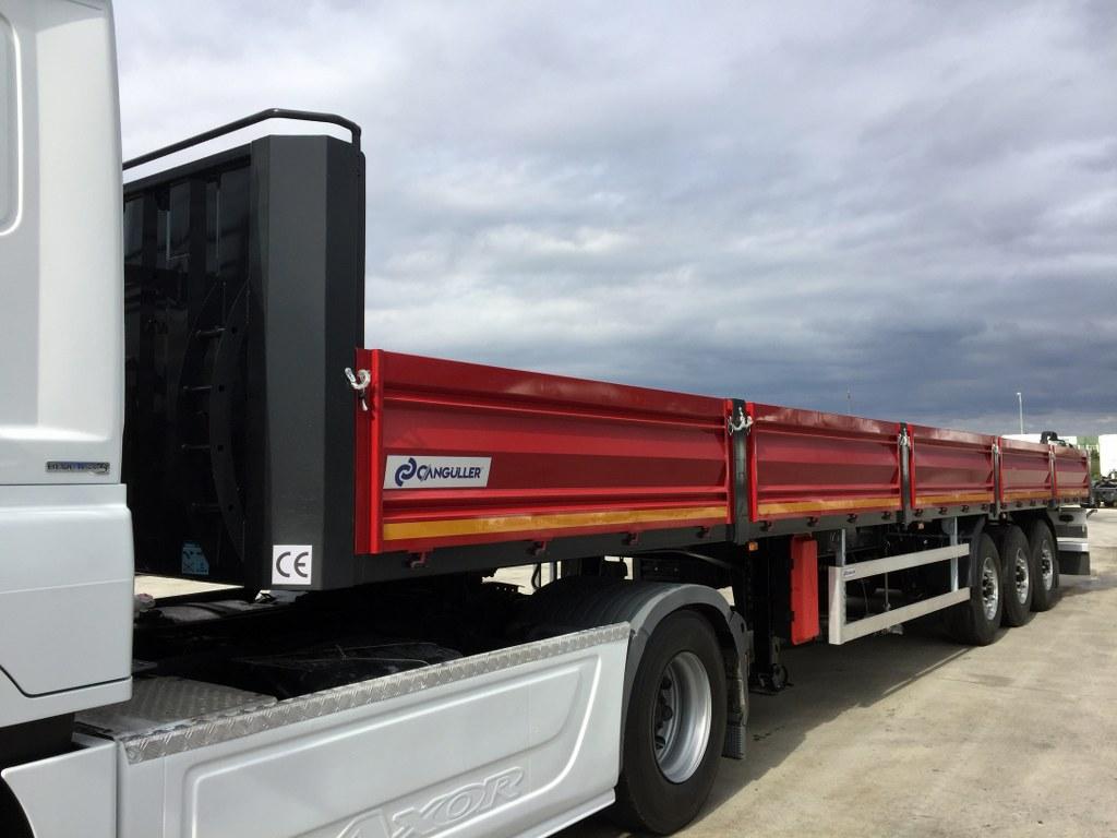 ZERO CANGÜLLEER PİLOT SAL TRAILER  - Erçal Trucks