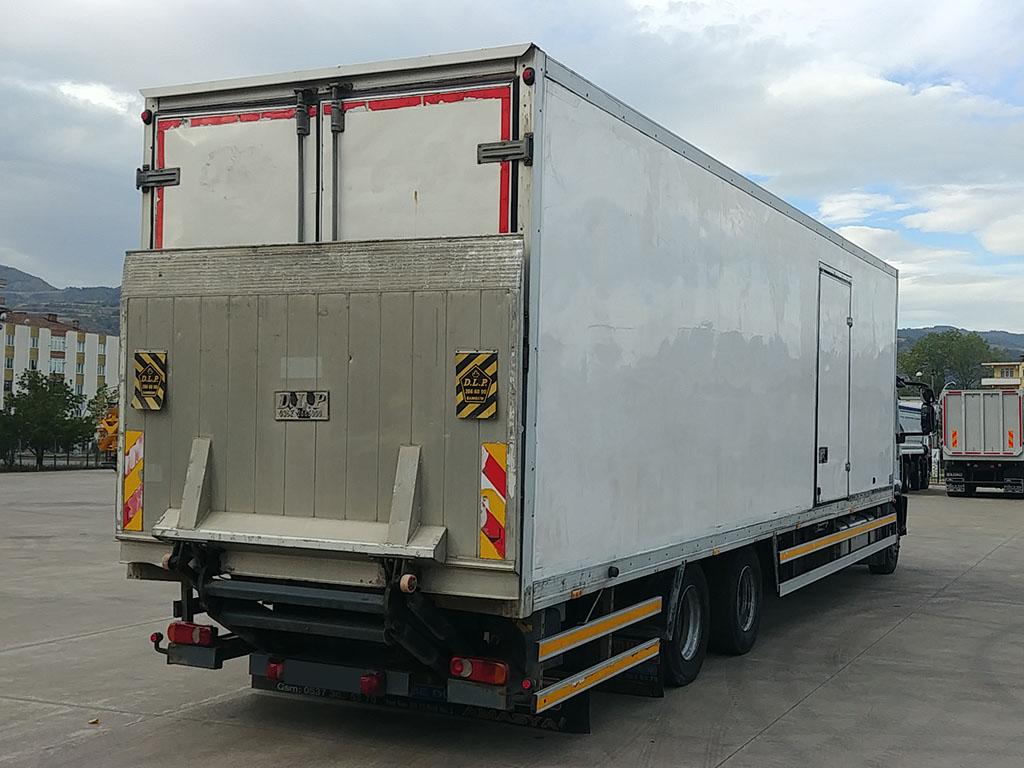 2013 IVECO 160 - 23 PALLET HOLDER - FRIGORIFIC CASE  - Erçal Trucks