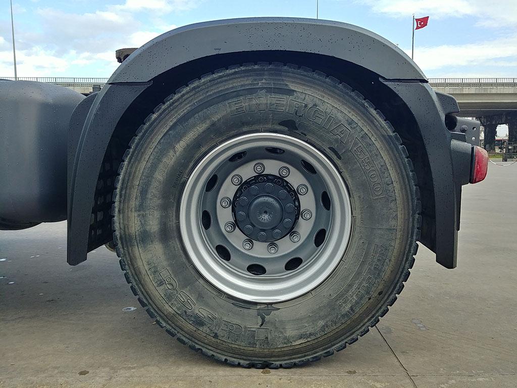 2016 MERCEDES AROCS 1842 - AIR CONDITIONING - AUTOMATIC GEAR  - Erçal Trucks
