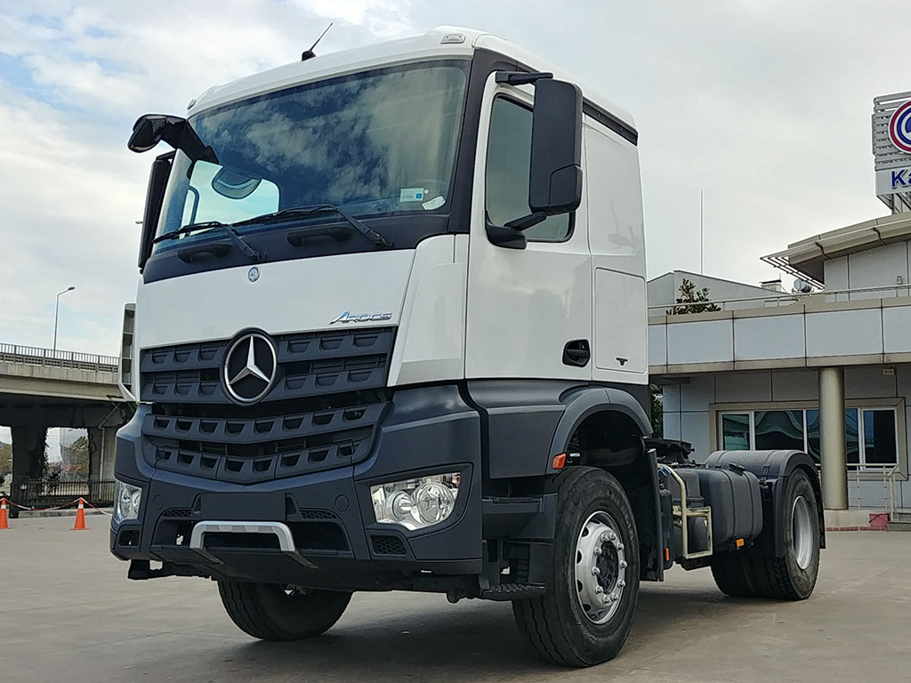 2016 MERCEDES AROCS 1842 - AIR CONDITIONING - AUTOMATIC GEAR