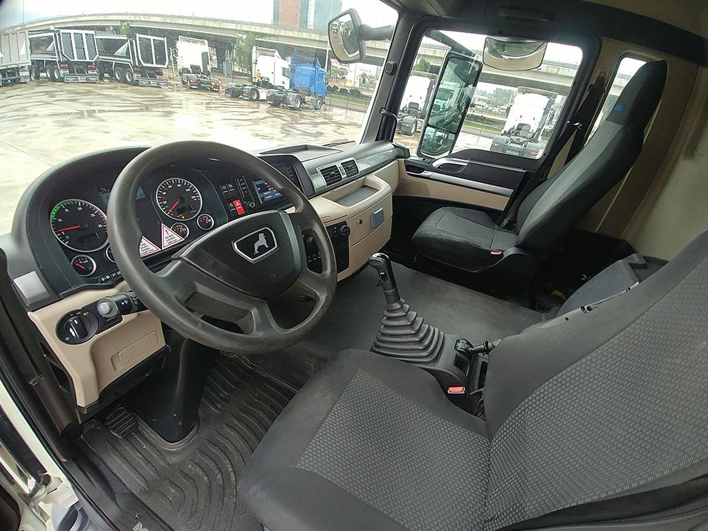 2018 MODEL MAN TGS 41.420 - HARDOX - AIR CONDITIONING  - Erçal Trucks