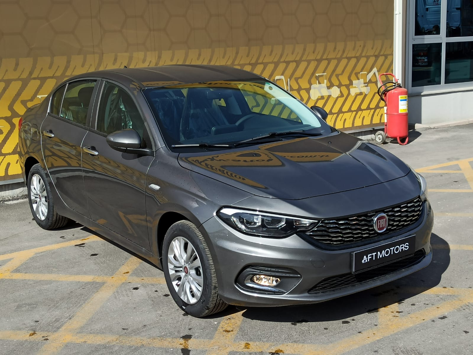 2020 MODEL FIAT EGEA 1.6MJET URBAN PLUS OTOMATİK  - Erçal Trucks