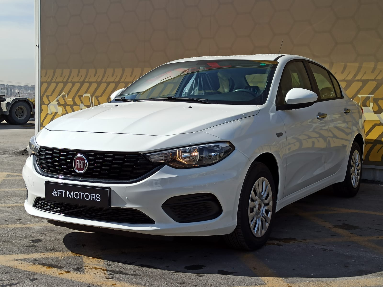 2020 MODEL FIAT EGEA 1.6Mjet OTOMATİK EASY