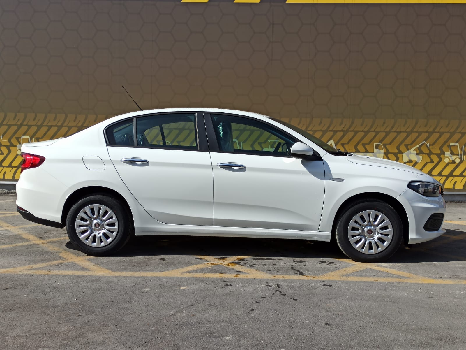2020 MODEL FIAT EGEA 1.6Mjet OTOMATİK EASY  - Erçal Trucks