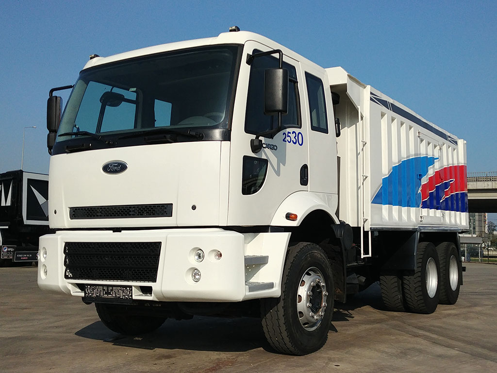 2005 MODEL FORD CARGO 2530 - TIPPER