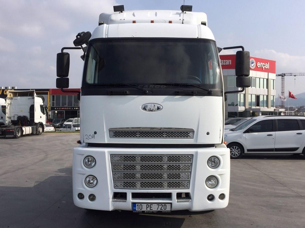 2011 FORD 1838 AC RETARDER ADR NEW ENGINE  - Erçal Trucks