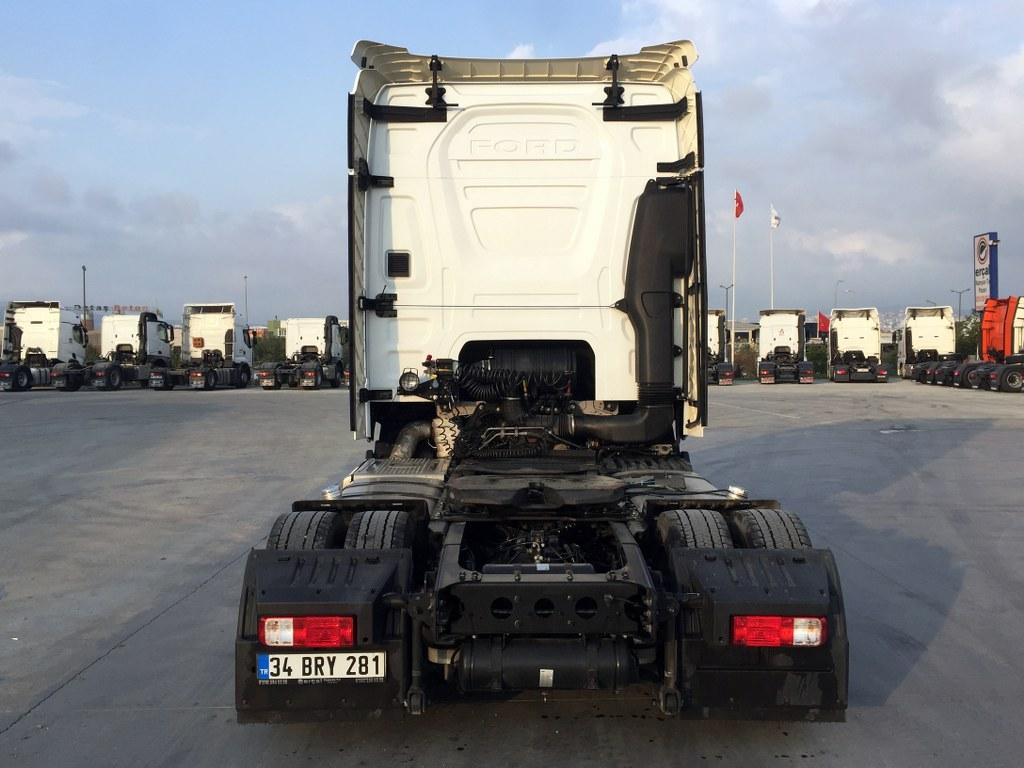 2018 FORD FMAX 500/ MİDİLLİ REFRIGERATOR AC  DOUBLE WAREHOUSE  ADR  - Erçal Trucks