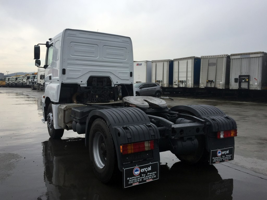 2011 MERCEDES AXOR 1836 STANDART  - Erçal Trucks