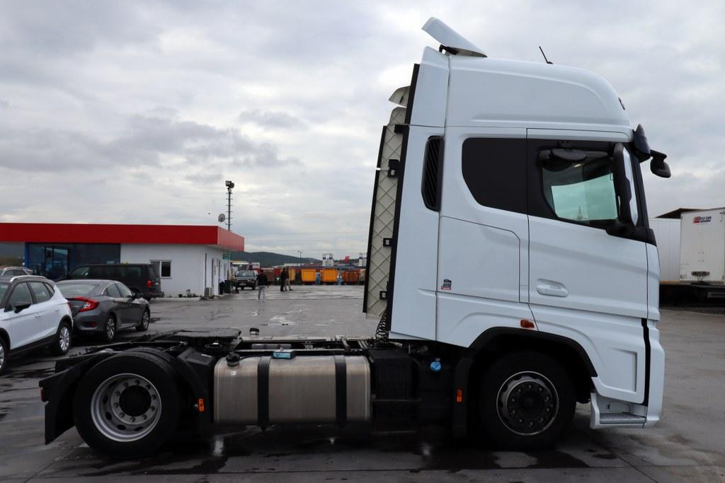 2018 FORD FMAX 500/ MİDİLLİ REFRIGERATOR AC  DOUBLE WAREHOUSE  - Erçal Trucks