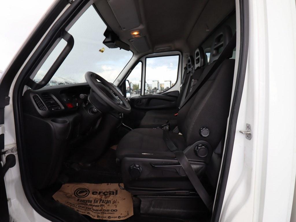 2017 İVECO 70C15  CLOSED CASE  - Erçal Trucks