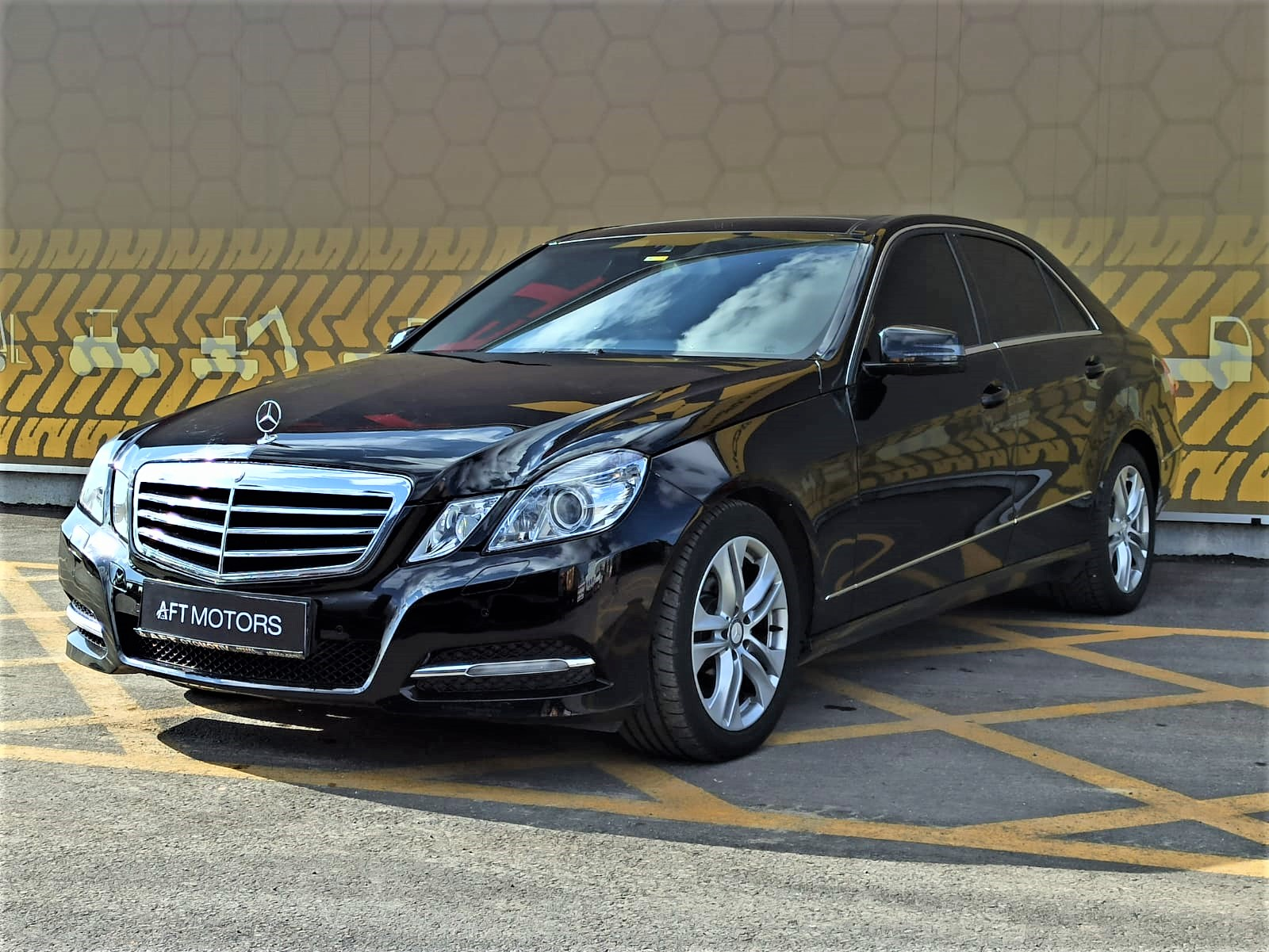 2012 MERCEDES E250 CDI 4MATIC ELITE AVANTGARDE  - Erçal Trucks