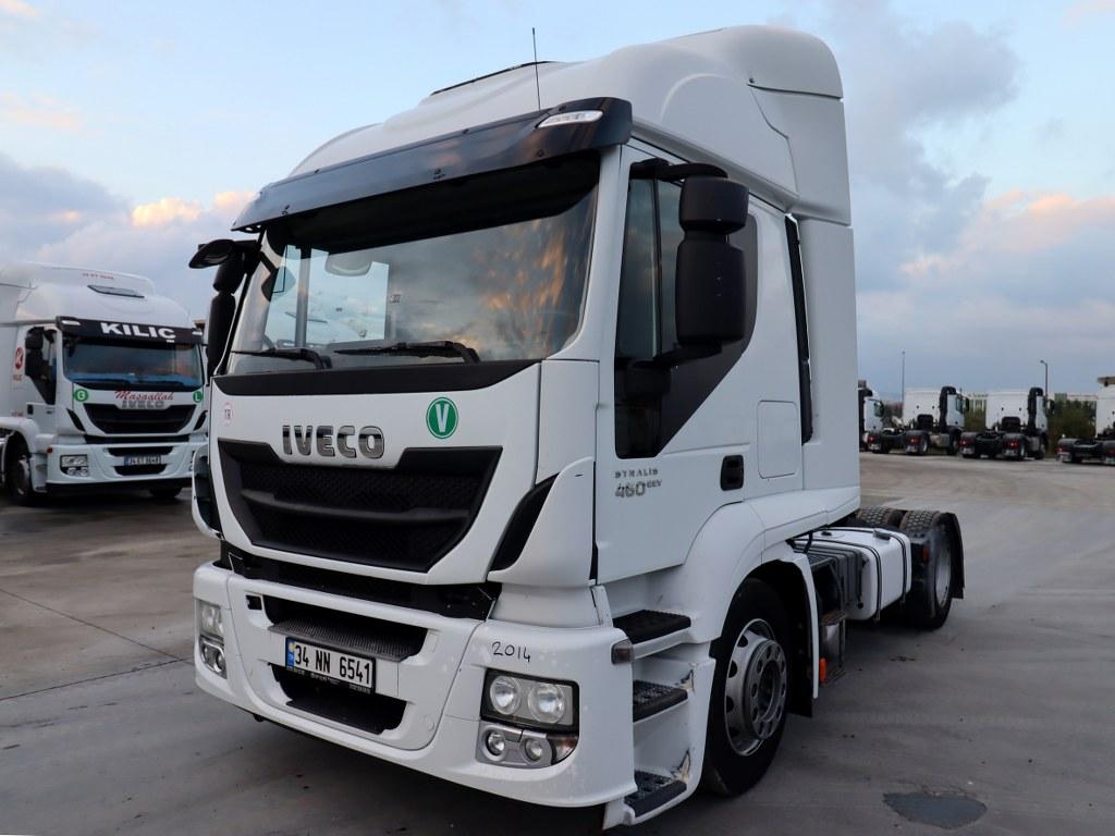 2014 İveco Stralis 460/ Ac Midiilli