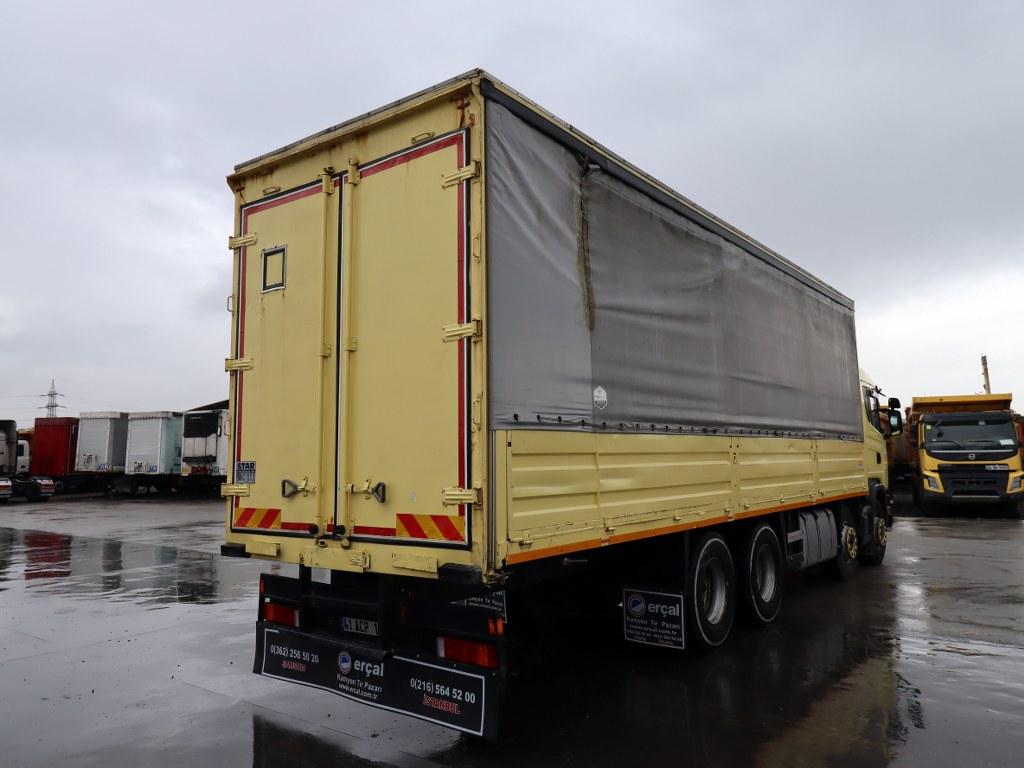 2005 Scania G 360/ Retarder Slendıng Tent  - Erçal Trucks