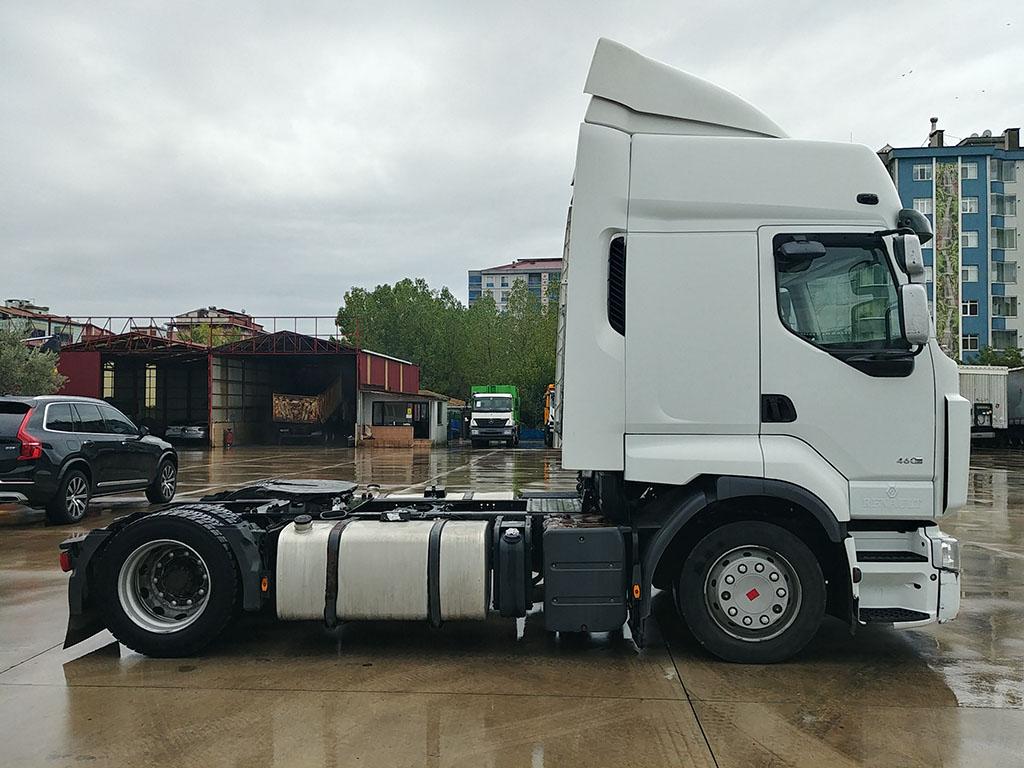 2014 RENAULT PREMIUM 460 - DOUBLE TANK - AUTOMATIC GEAR  - Erçal Trucks