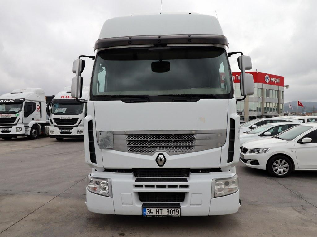 2014 Renault Premium 460 Auto Ac Midilli Double Warehouse  - Erçal Trucks