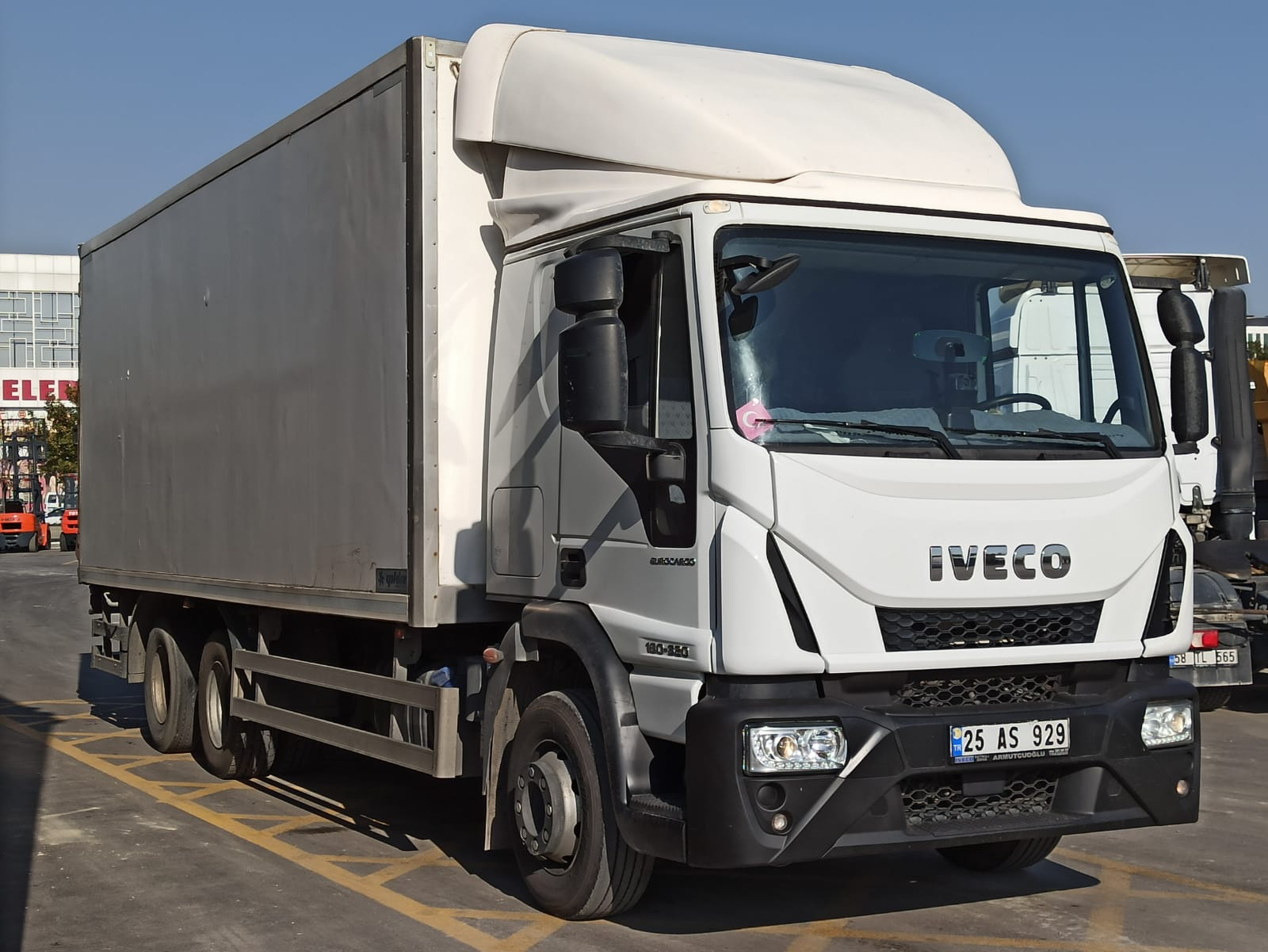2019 IVECO EUROCARGO 160-320 REFRIGERATED VEHICLE  - Erçal Trucks