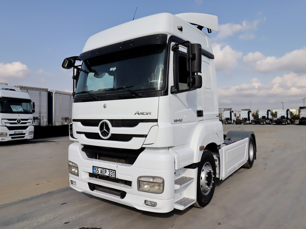 2014 MERCEDES 1840 AC  - Erçal Trucks