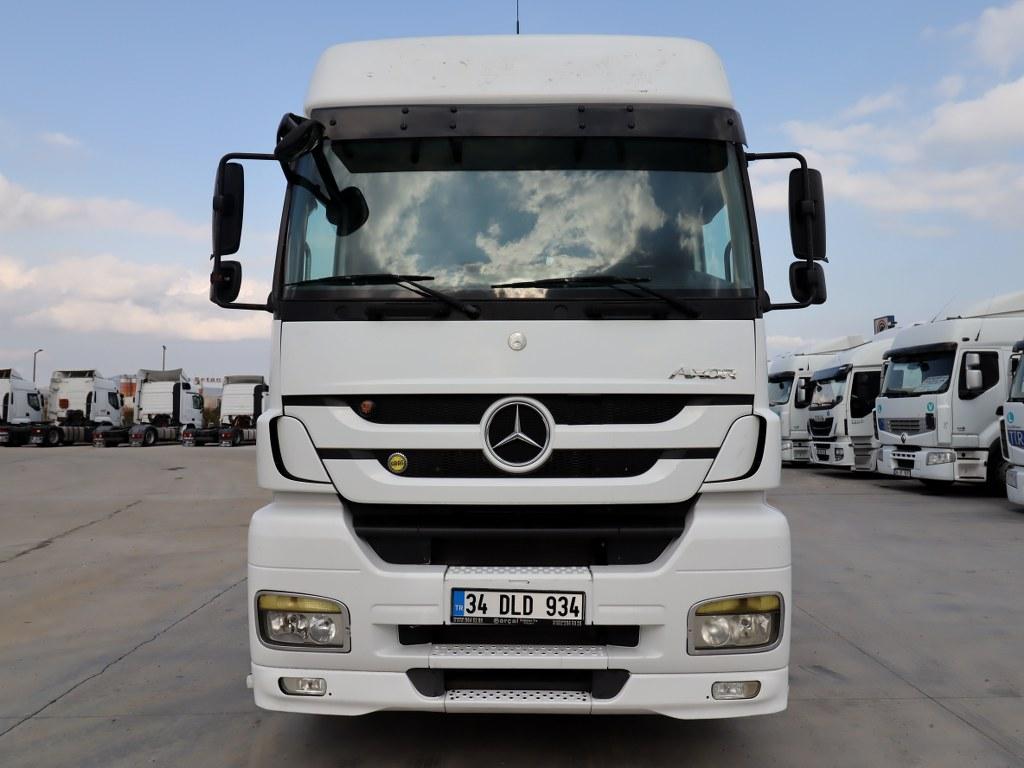 2014 MERCEDES 1840 STANDART  - Erçal Trucks