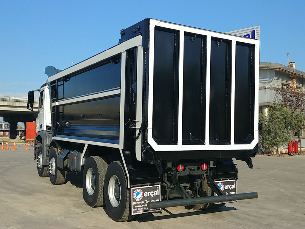 2018 MERCEDES AROCS 4145 - AIR CONDITIONING - OTM SHIFT - HARDOX  - Erçal Trucks