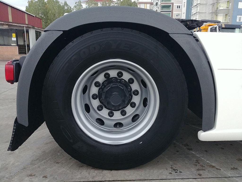 2014 SCANIA R 440 - RETARDER - AIR CONDITIONING - DOUBLE TANK  - Erçal Trucks