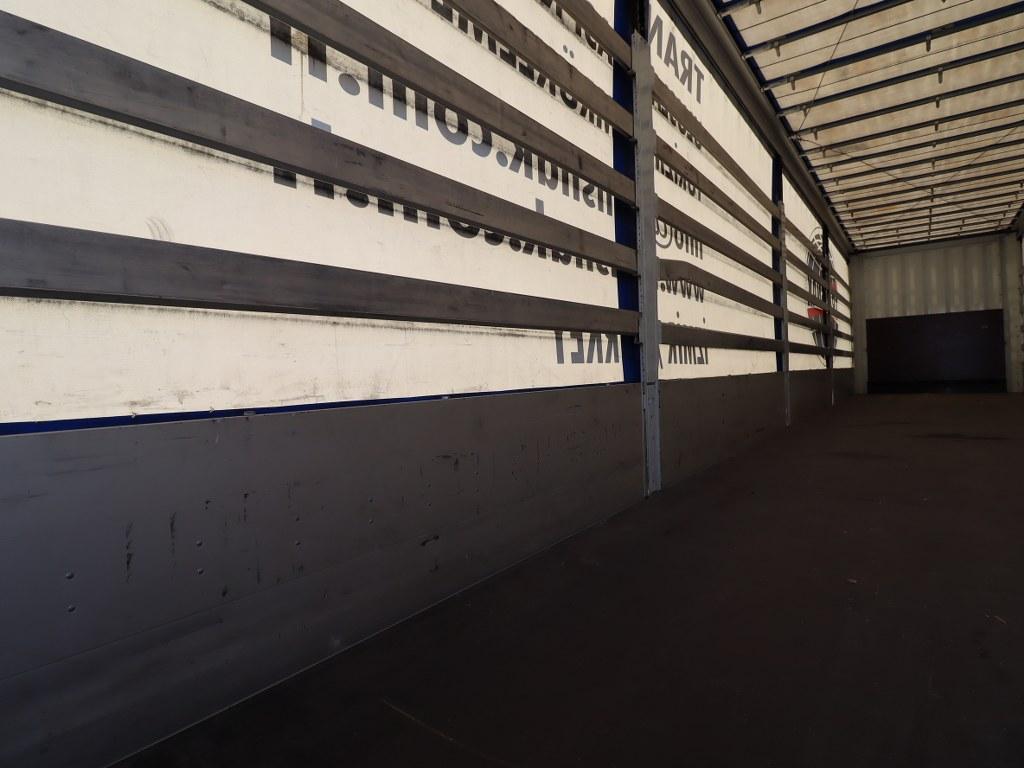 2017 KRONE SEMI MIDILLISLIDING ROOF SLIDING CURTAIN LIFT MASTER  - Erçal Trucks