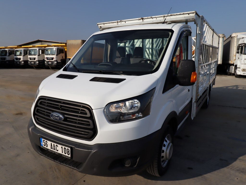 2018 Ford Transit 350 ED / Ac Open Case