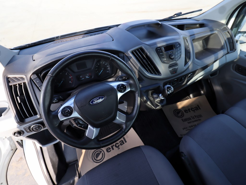 2018 Ford Transit 350 ED / Ac Open Case  - Erçal Trucks