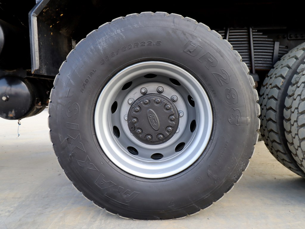 2015 Ford 3536 Ac Hardox Tıpper  - Erçal Trucks