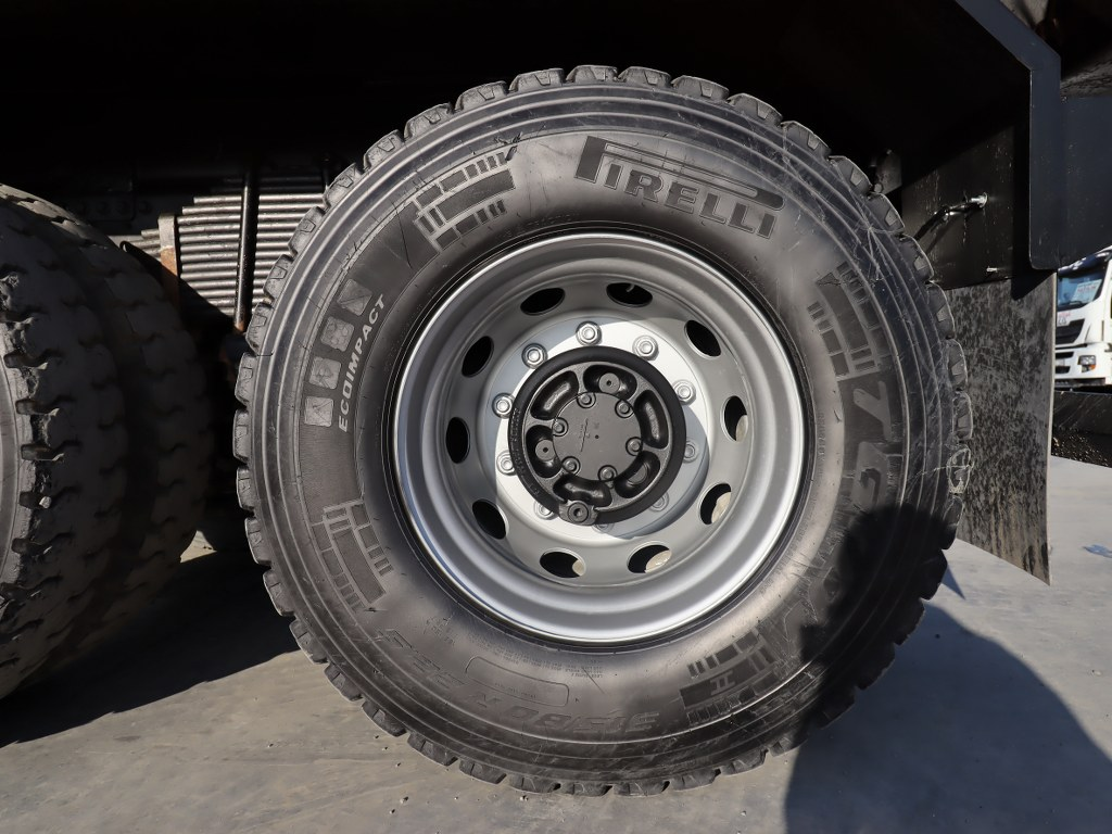 2014 Ford 3536 Klima Hardox Tipper  - Erçal Trucks
