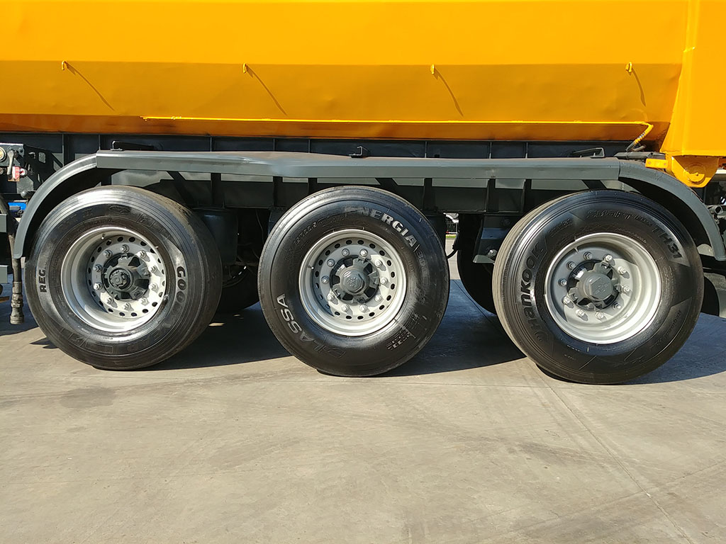2008 MODEL TAKDİR HARDOX DAMPER - PILOT - 7.70  - Erçal Trucks