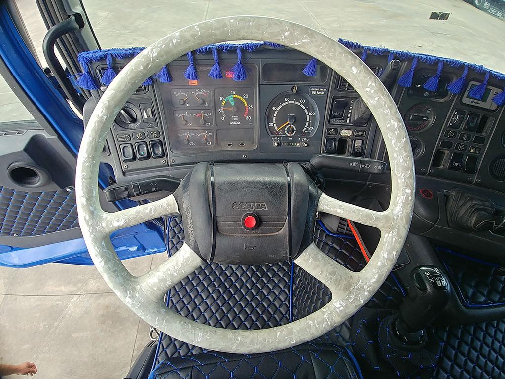 2007 SCANIA G 420 - RETARDER - AIR CONDITIONING - ENGINE MADE  - Erçal Trucks